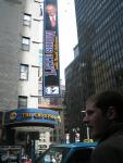 Theatre where David Letterman is filmed