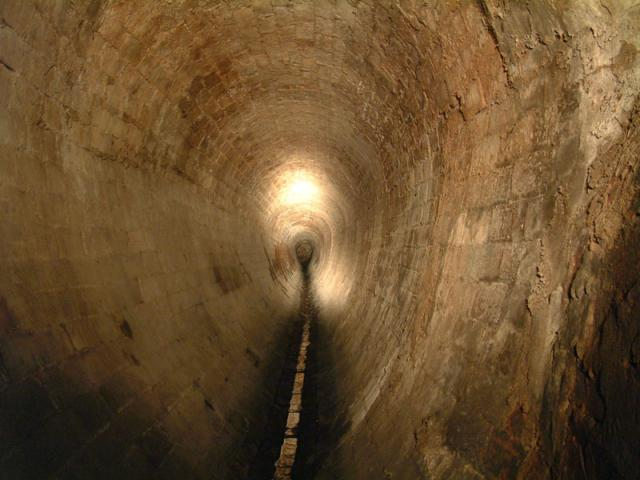 Another really old tunnel/drain