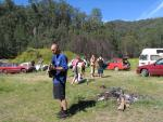 Big campout near Mount Kosciusko, much fun was had by all